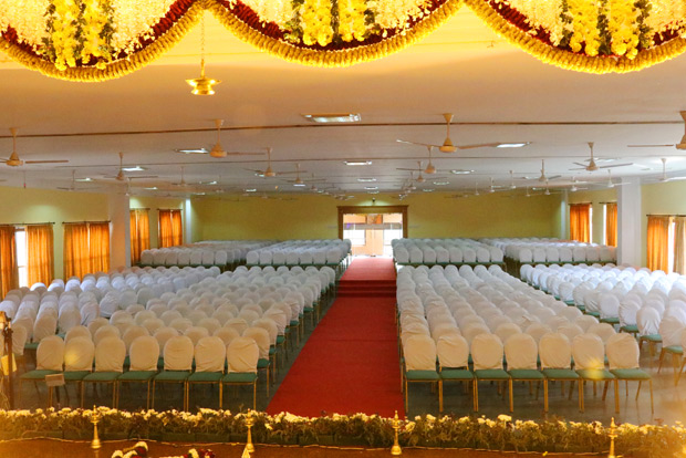 A/c Banquet hall, Party hall